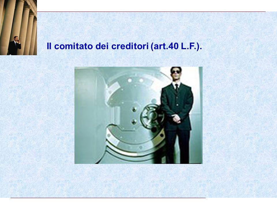 Relazione del curatore (art.33 L.F.).