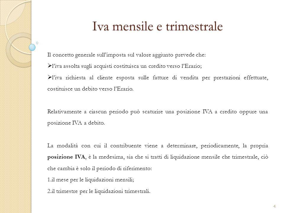 Soggetti obbligati sono i titolari di partita IVA, anche se il professionista non ha effettuato operazioni imponibili ovvero è esonerato dalleffettuare le liquidazioni periodiche.