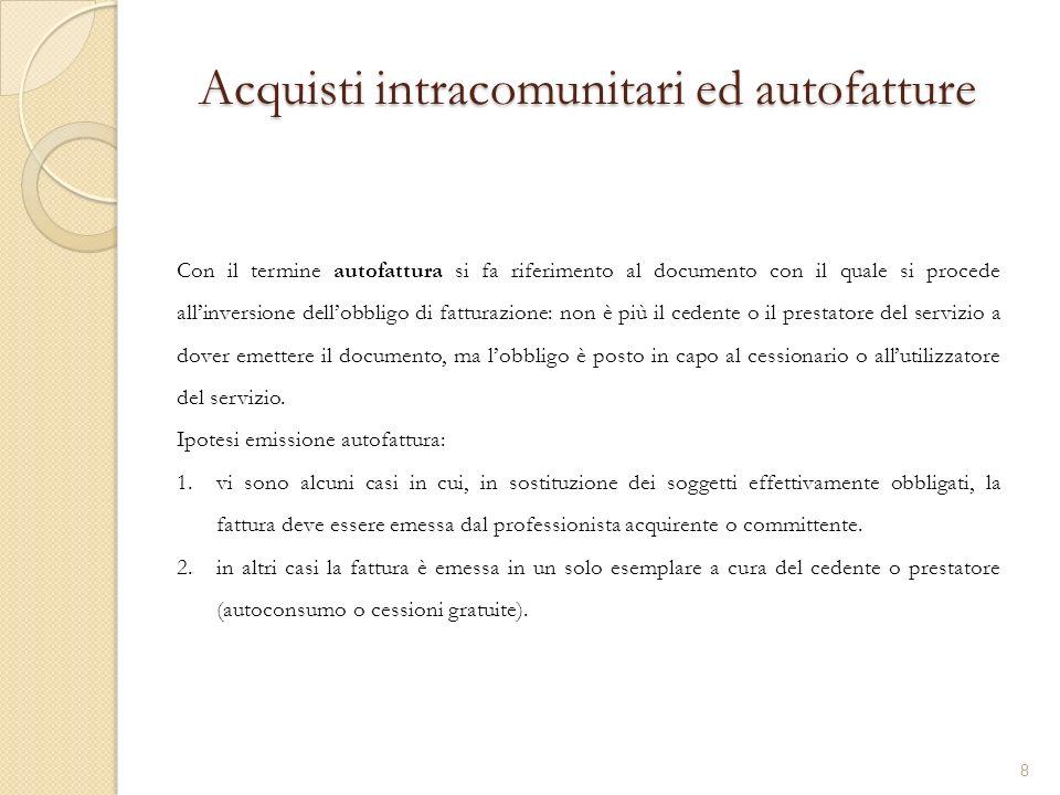 Conservazione: La dichiarazione e i documenti devono essere conservati entro il 31 dicembre del 4° anno successivo alla presentazione.