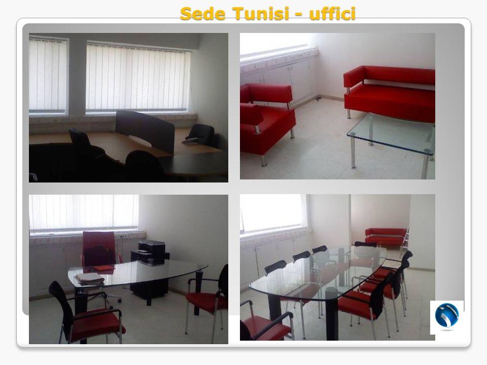 Sede Tunisi - uffici