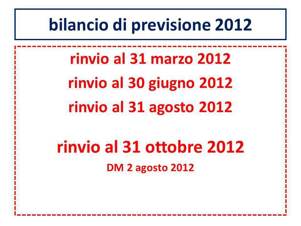 Federalismo municipale periodo transitorio 2011/2014 sistema a regime (?) dal 2015