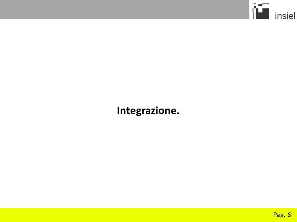 Pag. 6 Integrazione.
