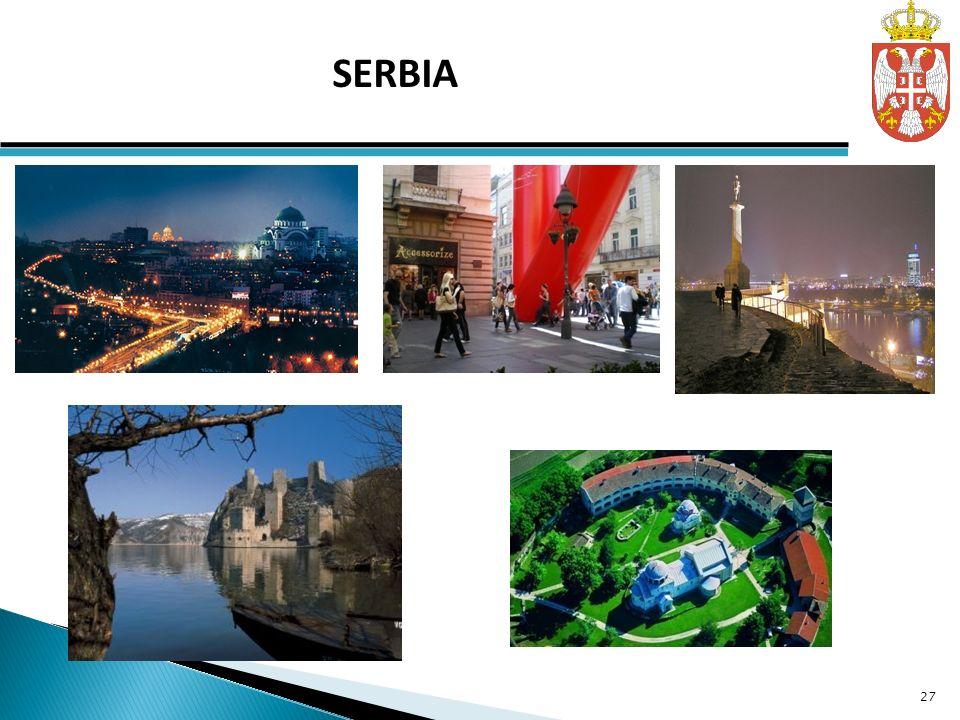 SERBIA 27