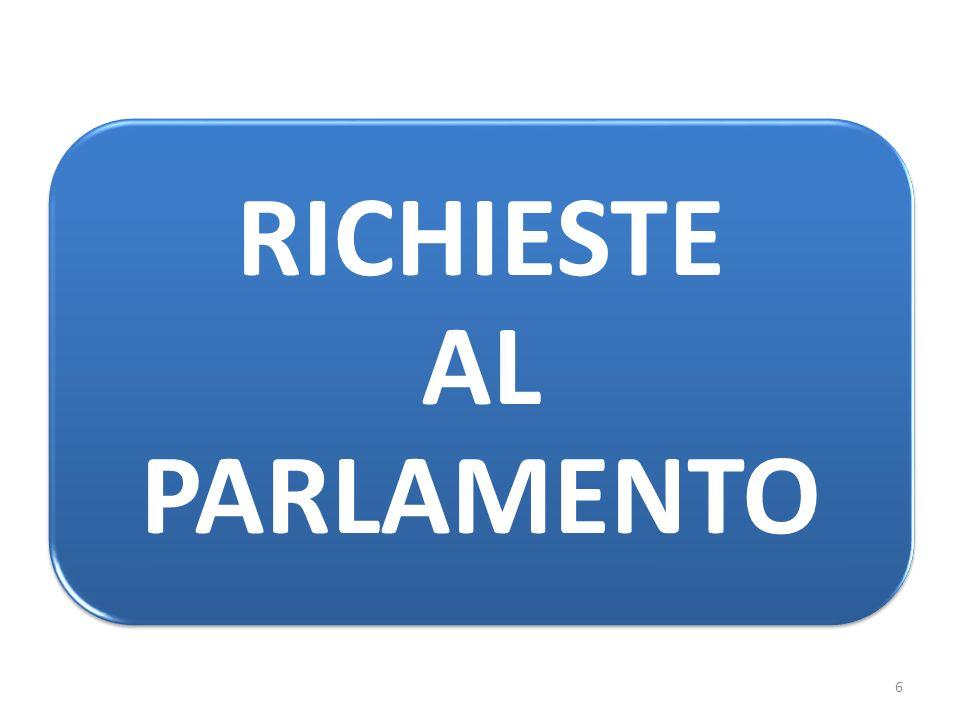 Combattere levasione fiscale Impedire lelusione tariffaria Fare emergere labusivismo Garantire lequità sociale Applicare il quoziente familiare 27