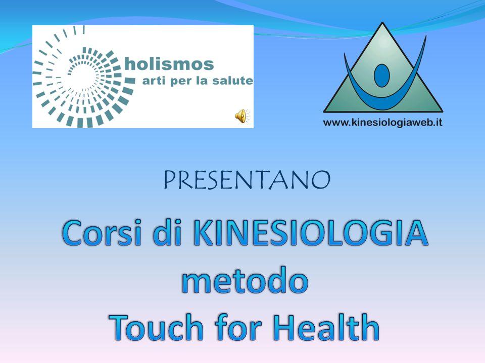 Il Touch for Health è un metodo di kinesiologia nato direttamente dalla kinesiologia applicata di George Goodhearth.