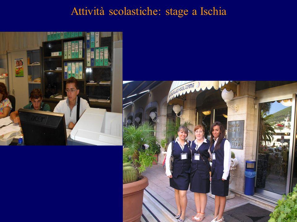 Attività scolastiche: stage a Ischia