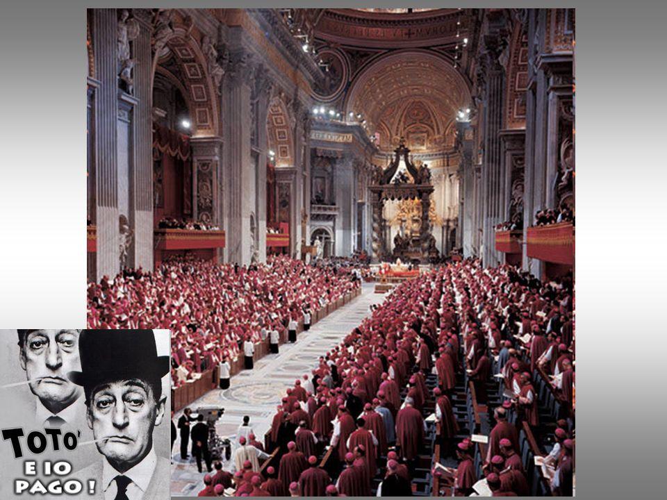 Nel 2008 un tablet britannico annuncia che il Vaticano è seduto sopra una roccia d'oro. Infatti già dal 2007 la Santa sede ha messo in sicurezza i pro