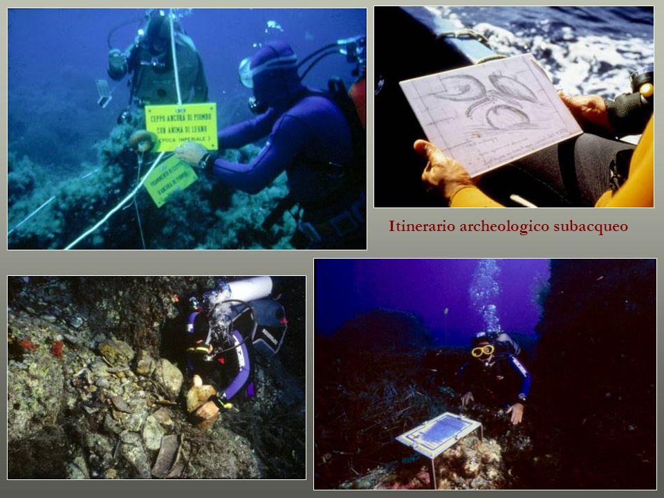 Itinerario archeologico subacqueo