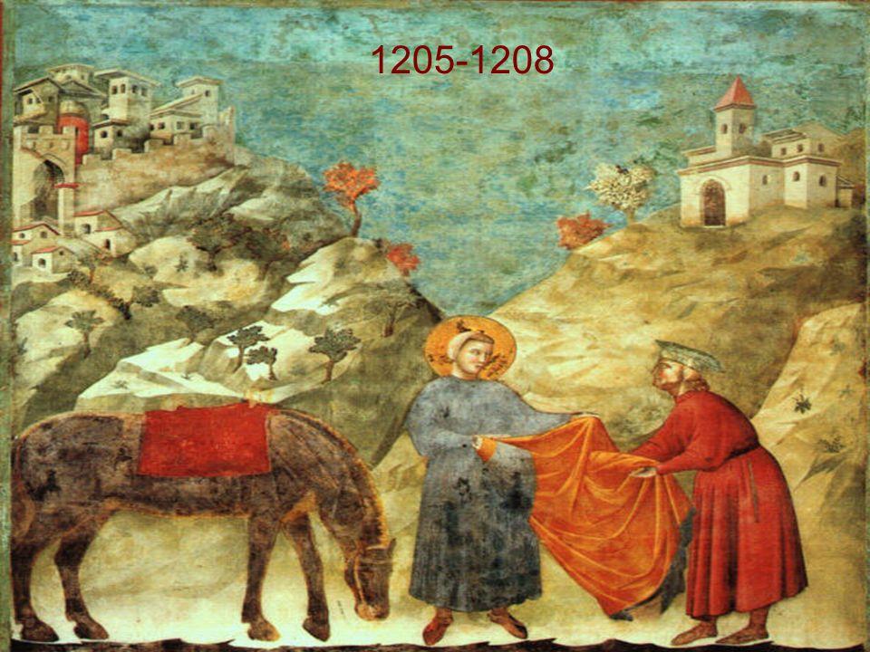 La comunità di Rivotorto e la Regola Le prime esperienze con i compagni San Francesco le ebbe nel rifugio di Rivotorto.