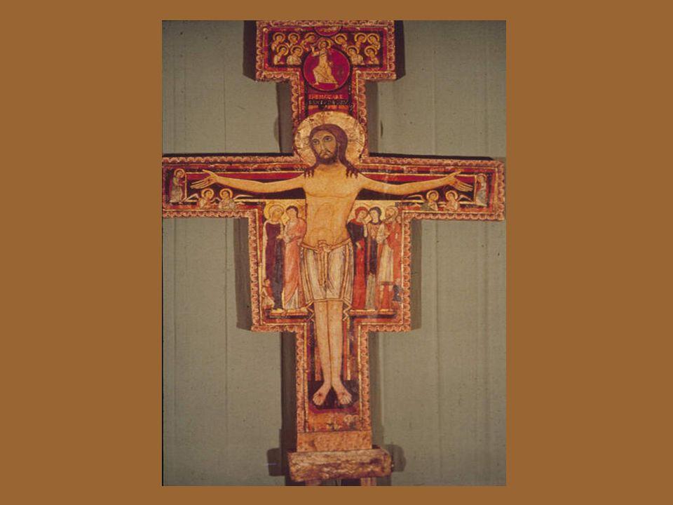 Capitolo di Arles Predicando il beato Antonio in capitolo ad Arles sul titolo della Croce, il beato Francesco, benché corporalmente assente, apparve; e stese le mani, benedisse i frati, così come poté vedere il frate Monaldo; e gli altri frati ne ebbero una grande consolazione.
