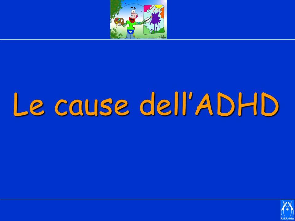 Le cause dellADHD