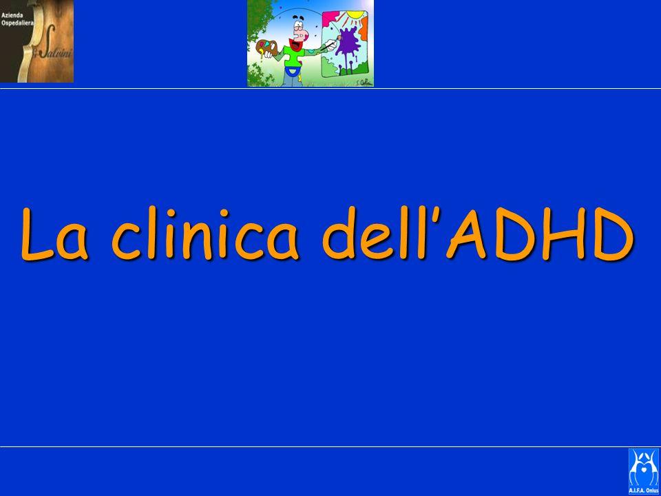 La clinica dellADHD
