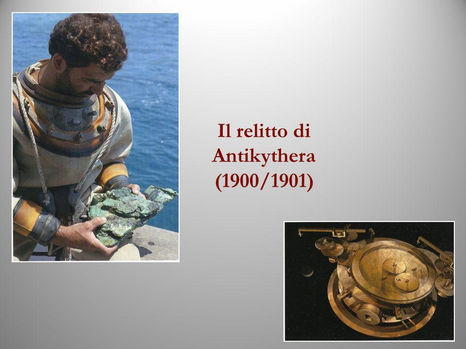 Il relitto di Antikythera (1900/1901)