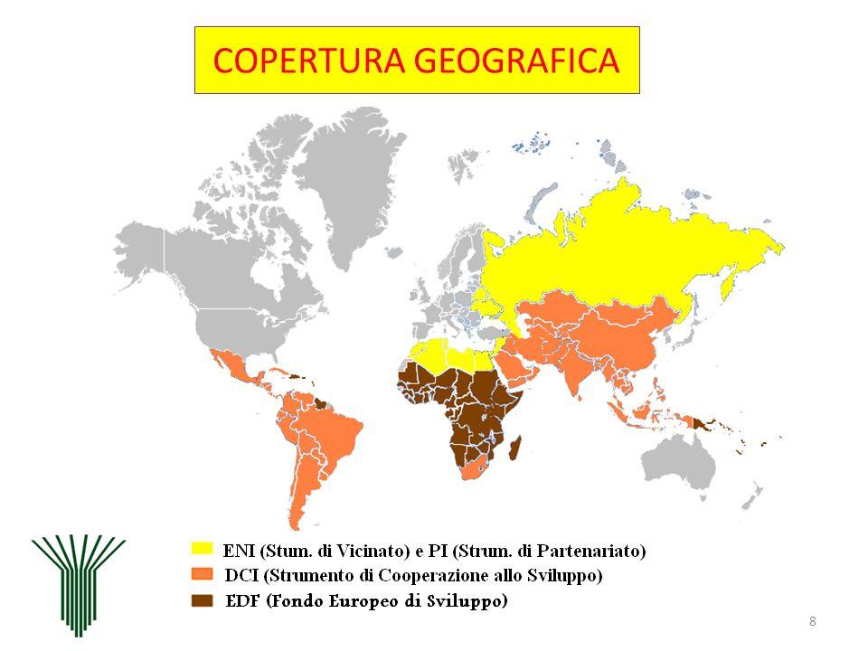 COPERTURA GEOGRAFICA 8