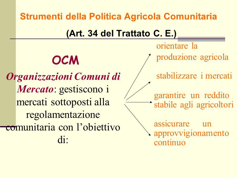 (Art. 34 del Trattato C.