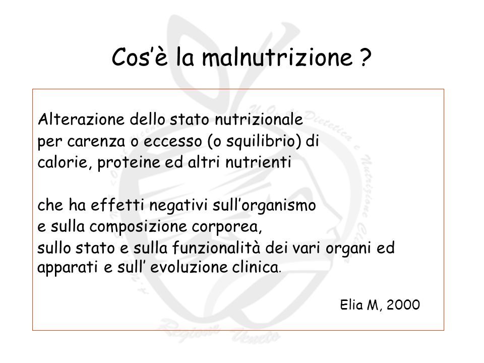 Aumento delle richieste proteiche Chernoff R.S., 1990-Breslow R.A, 1993 50-70 100-120 Adulto sano g proteine/die Fabbisogni proteici aumentano di 20-60 g/die Piaghe Sottocutanee Piaghe Superficiali Piaghe Profonde 70-80 80-100 1,5-1,8 g proteine kgpc/die 1 g Kgpc/gg