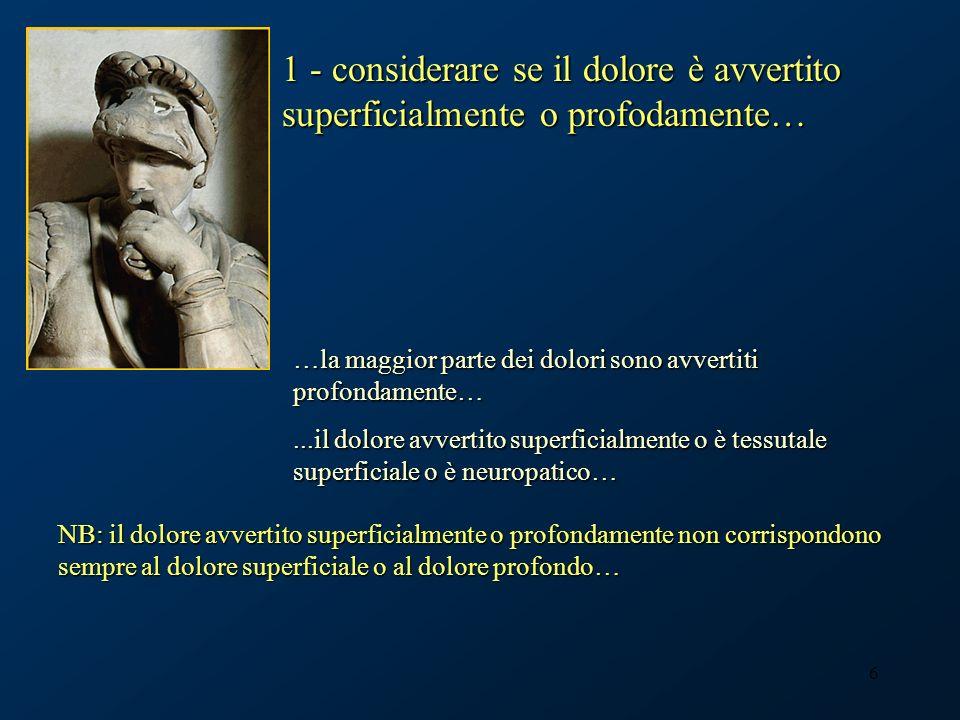 27 Medicina del dolore, Casa di Cura Cellini Torino
