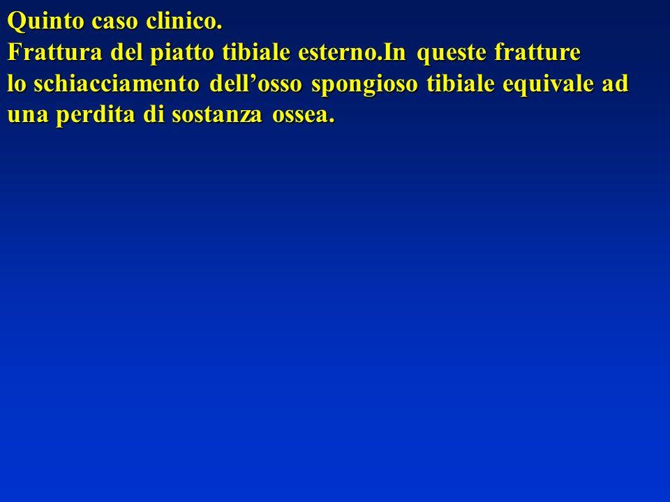 Quinto caso clinico.