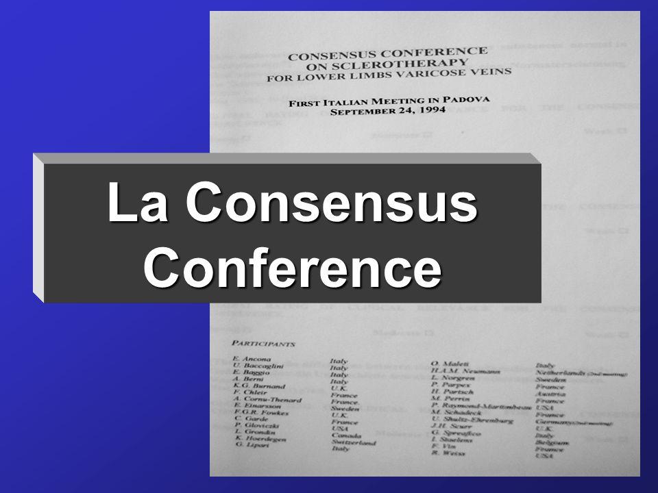 La Consensus Conference