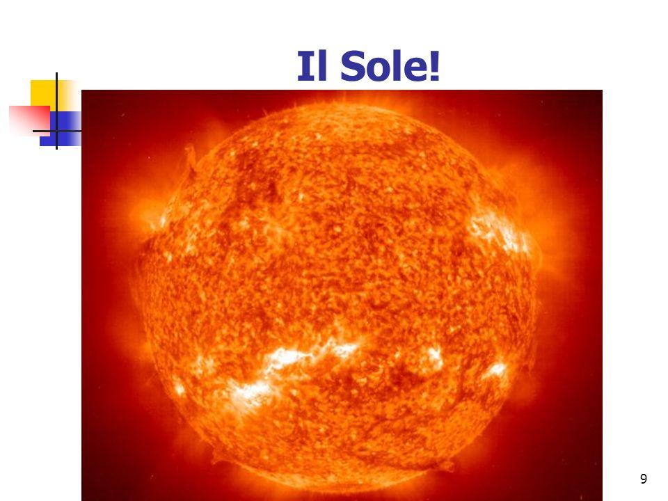9 Il Sole!
