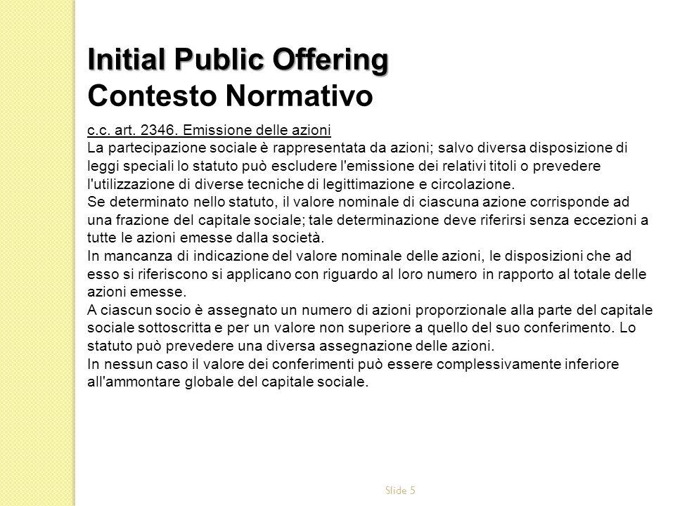 Slide 5 c.c.art. 2346.