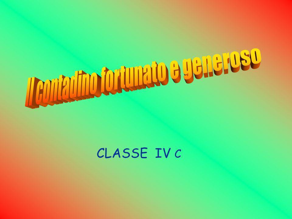 CLASSE IV C