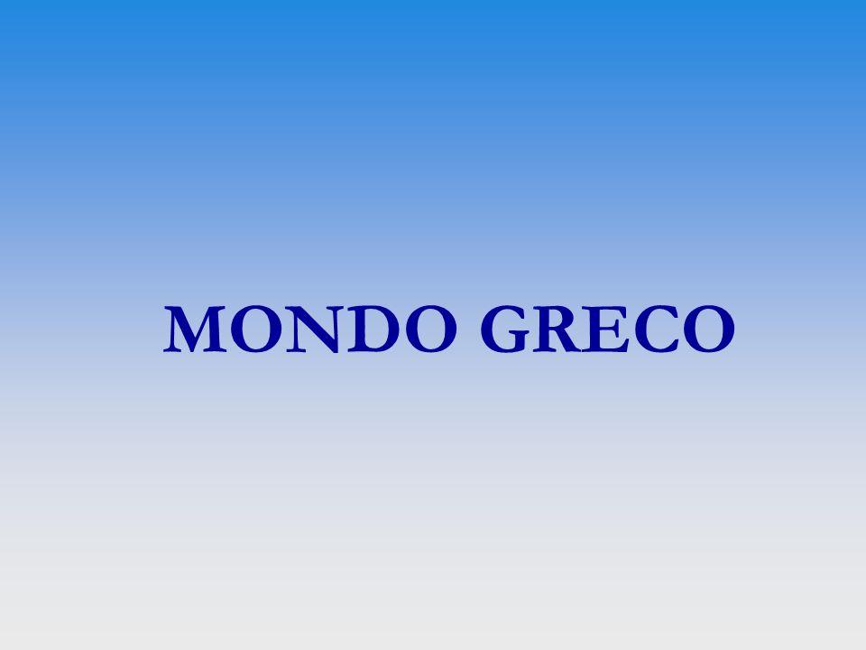 MONDO GRECO