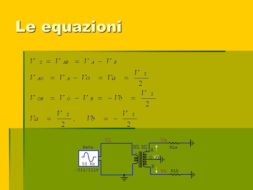 Le equazioni V2