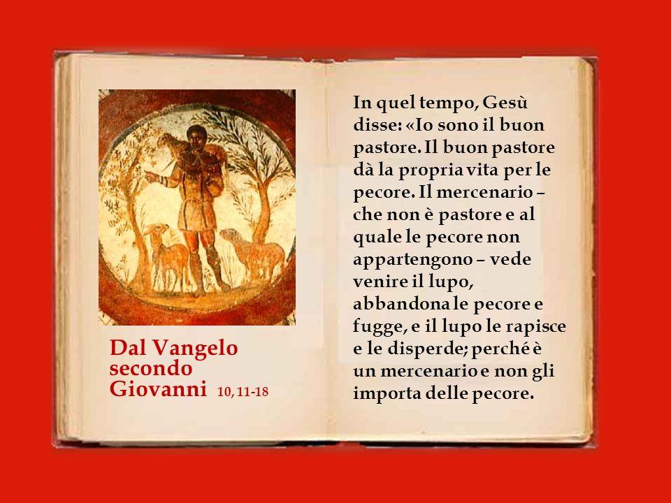 Ce lo mostra chiaramente la Sacra Scrittura, e ce lo conferma la testimonianza dei santi.