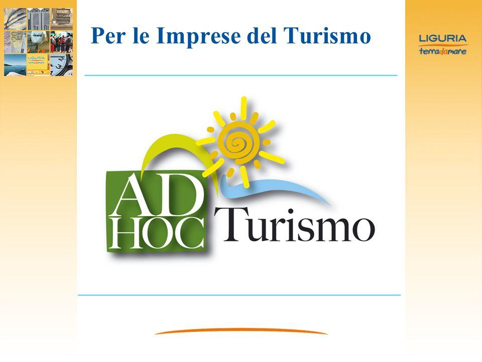 Per le Imprese del Turismo