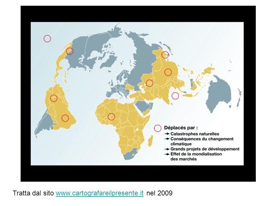 Tratta dal sito www.cartografareilpresente.it nel 2009www.cartografareilpresente.it