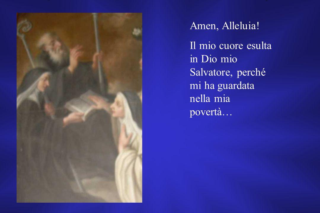 O Maria, Madre di Cristo e Madre nostra, ti ringrazio per la premura con cui mi accompagni nel cammino della vita, e ti chiedo: presentami oggi nuovam