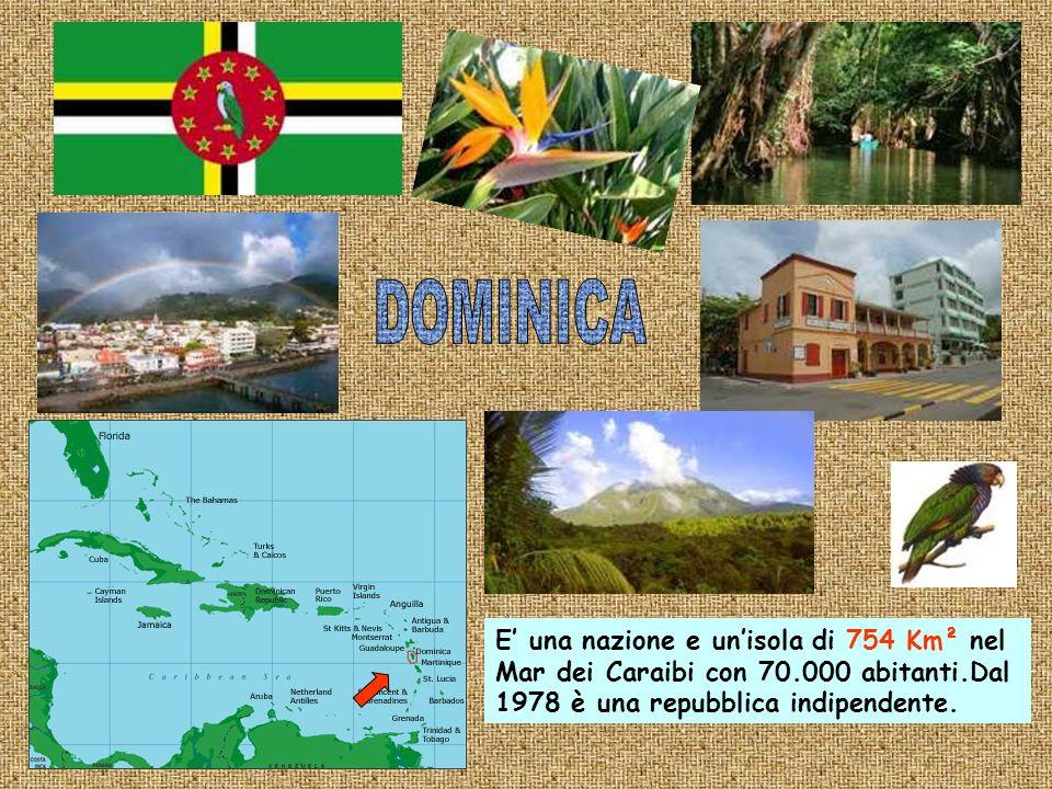 Stato insulare dell Oceania ha una superficie di 748 km² con 102.000 persone.Detto anche Isole degli Amici.