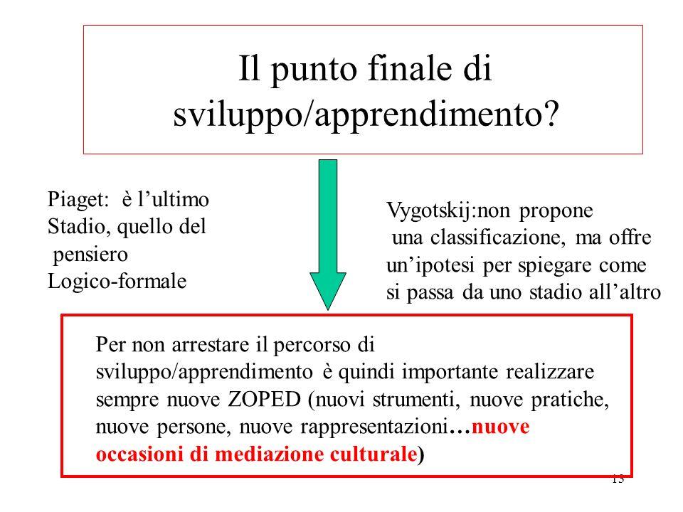 Prof.ssa Patrizia Selleri - 2006-0714 Quali strumenti ha ladulto per realizzare una Zoped.