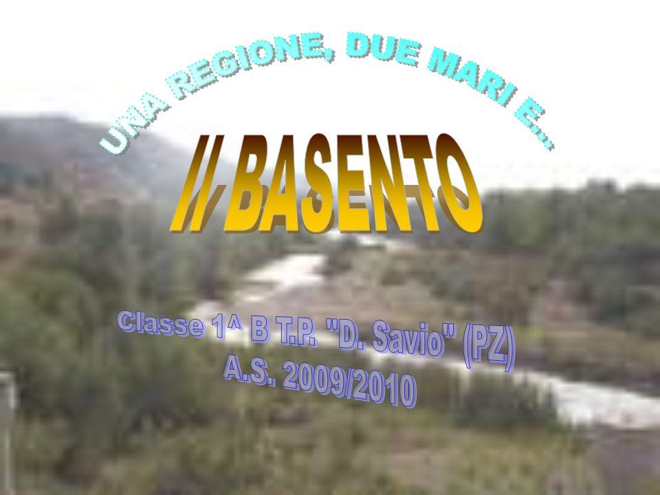 Buongiorno ragazzi!!.Oggi vi parlerò del fiume Basento, il fiume più lungo della Basilicata.