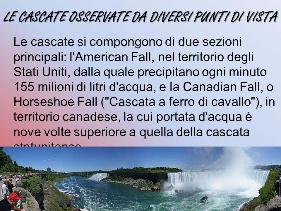 DALLA PARTE AMERICANA… American Falls