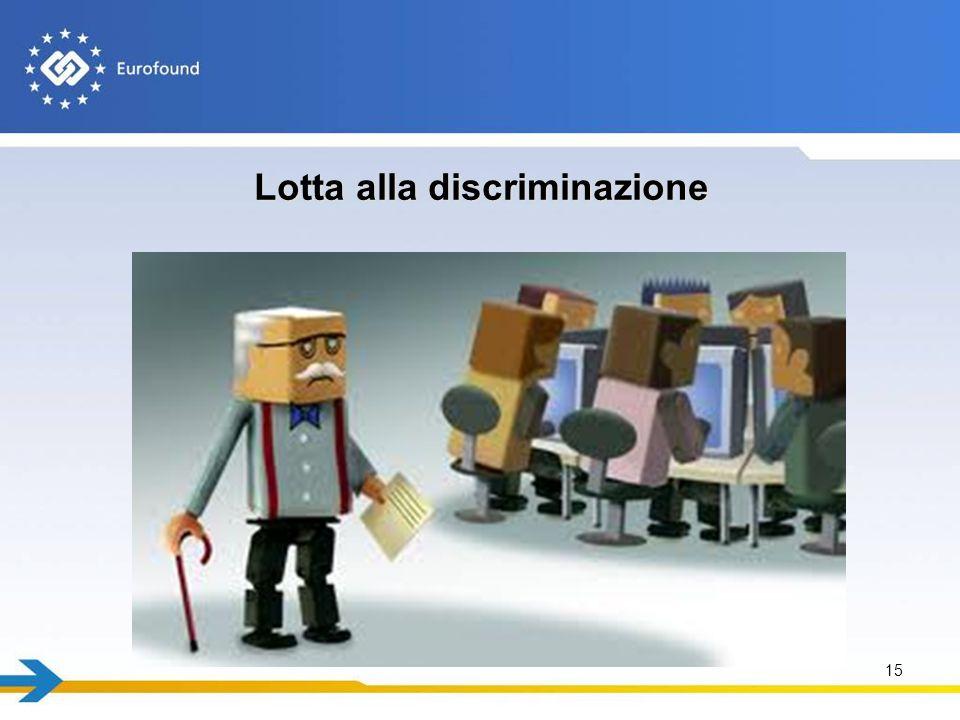 Lotta alla discriminazione 15