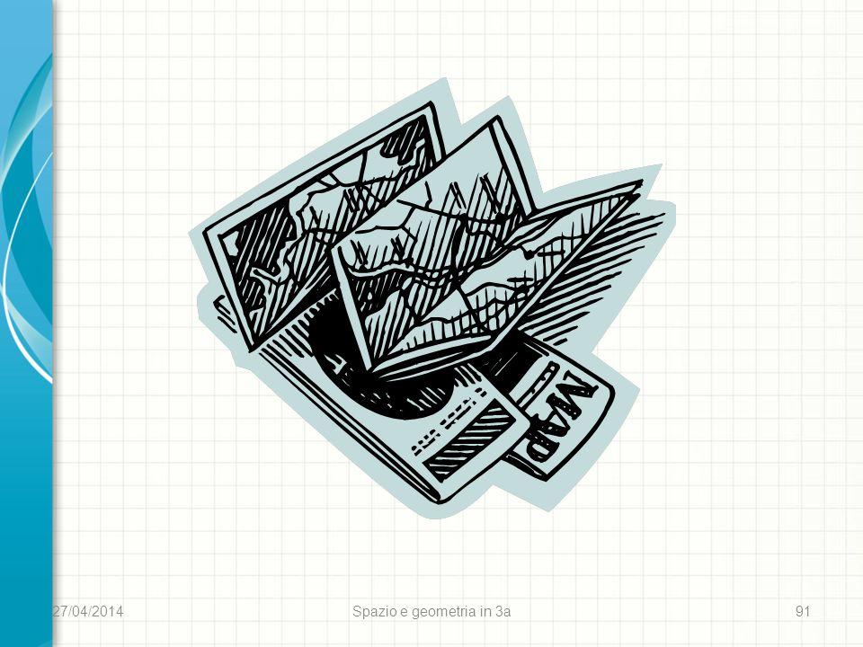 27/04/2014 Spazio e geometria in 3a 91