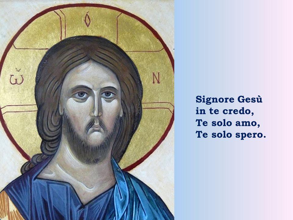 allo Spirito Santo cantiamo che plasma in noi la grazia e lamore, alla Trinità Santa sia gloria ora e sempre nei secoli.