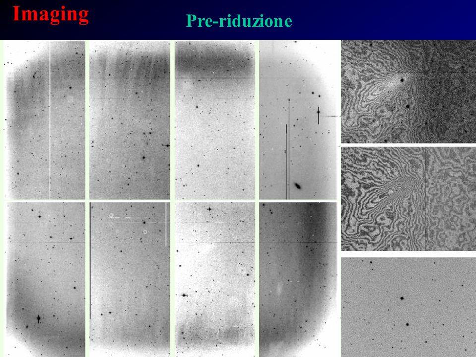 Imaging Pre-riduzione