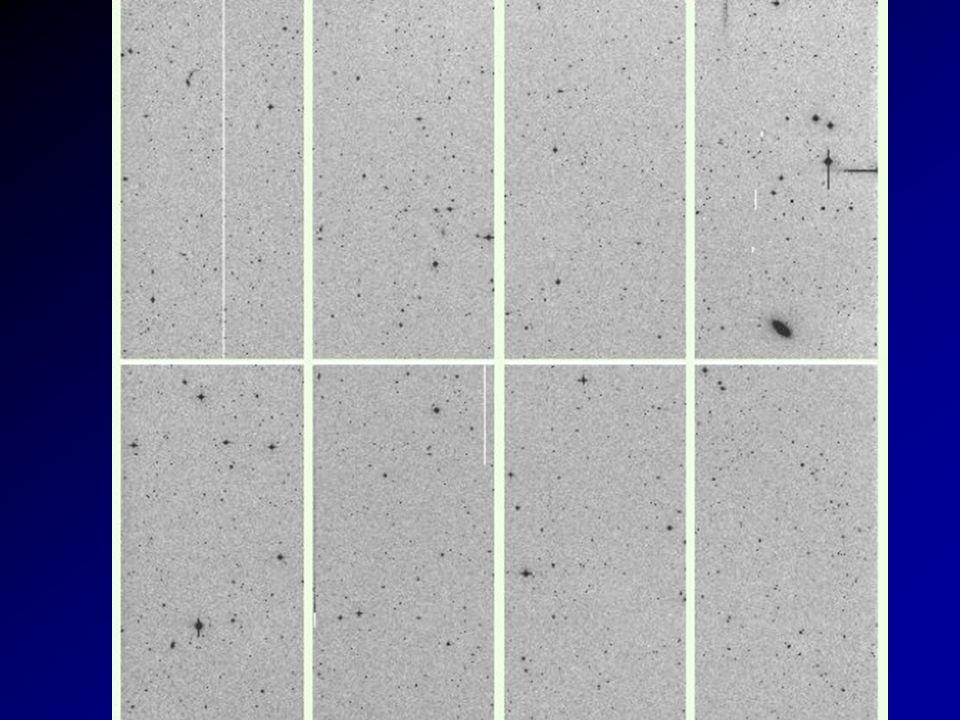 Redshift: Effetto Doppler Se un galassia si sta muovendo con velocità v, una riga spettrale emessa a lunghezza donda λ verrà osservata a λ oss.