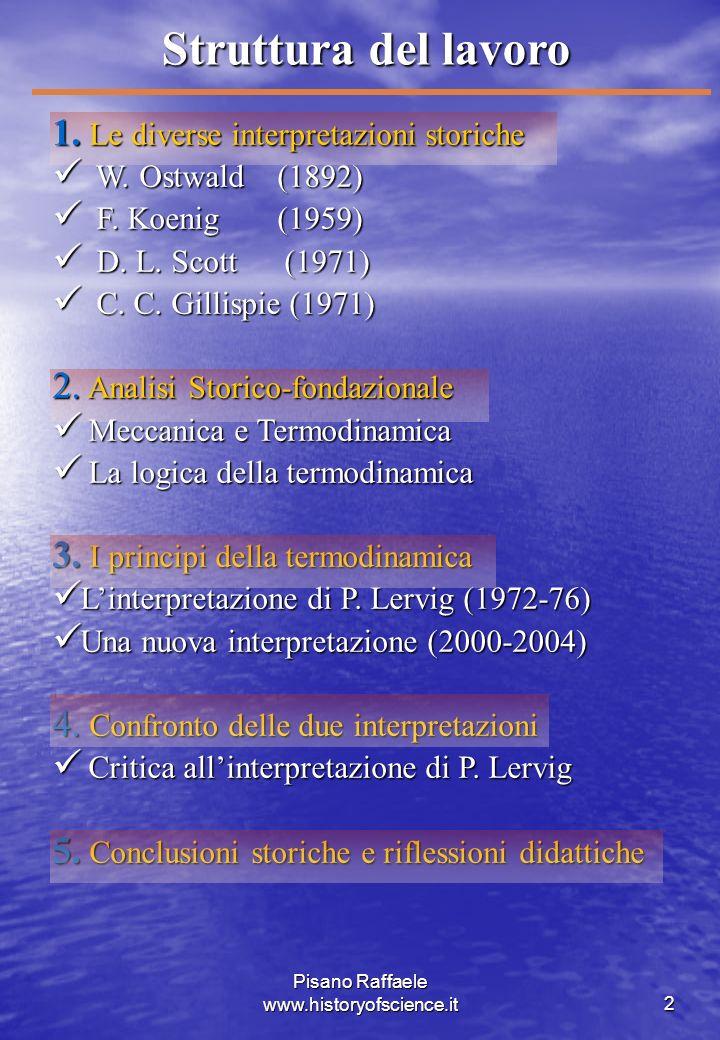 Pisano Raffaele www.historyofscience.it3 2.
