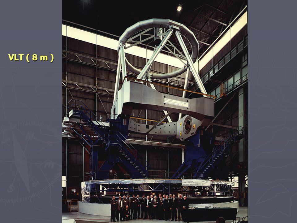 VLT ( 8 m ) VLT ( 8 m )