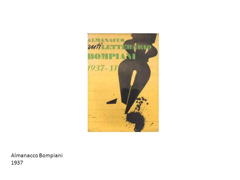 Almanacco Bompiani 1937