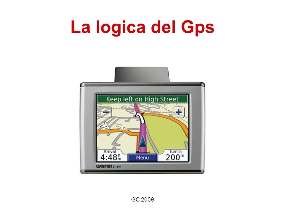 GC 2009 La logica del Gps