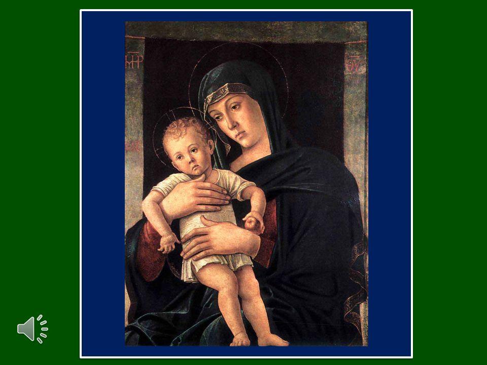 La Vergine Maria è esempio perfetto di chi offre tutto se stesso confidando in Dio; con questa fede ella disse allAngelo il suo «Eccomi» e accolse la volontà del Signore.