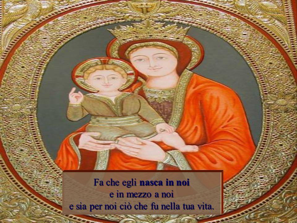 Insegnaci, o Maria, ad accogliere in umile obbedienza il volere di Dio, nello spirito dellAnnunciazione. Degnati di visitare la nostra casa, portandoc