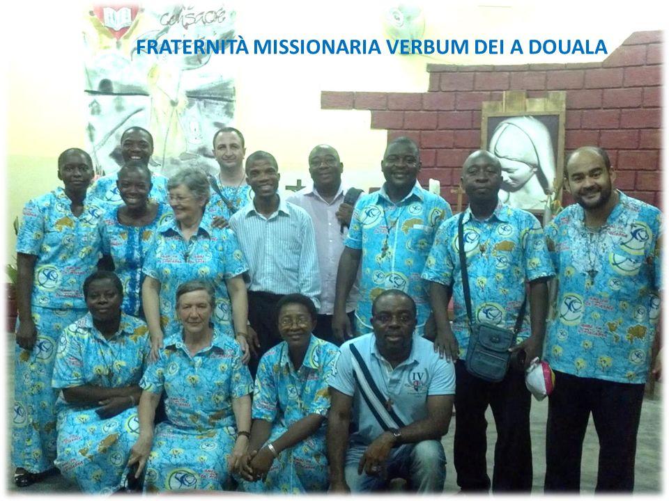 FRATERNITÀ MISSIONARIA VERBUM DEI A DOUALA