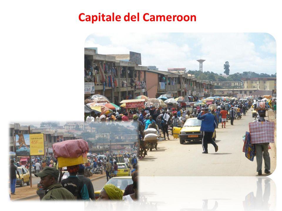 Capitale del Cameroon