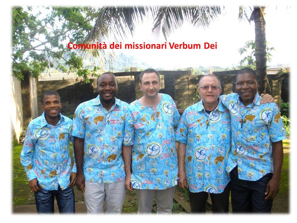 Comunità dei missionari Verbum Dei